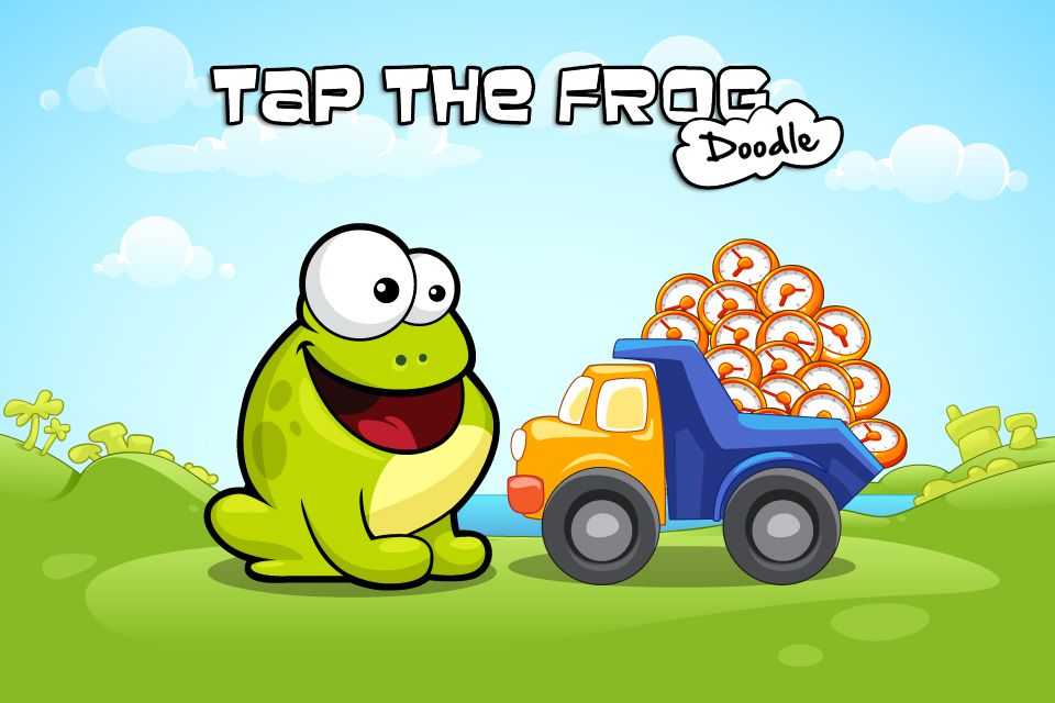 tapthefrogdoodle